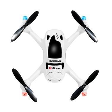 Hubsan Hubsan H107D+ Fly More Combo Beyaz
